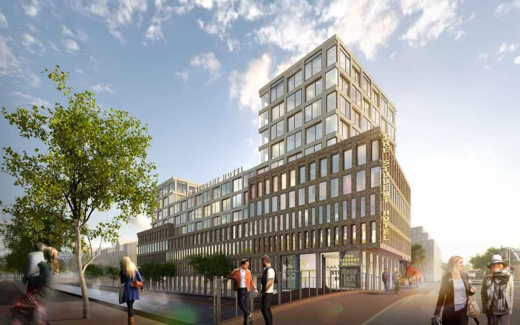The Student Hotel Delft
