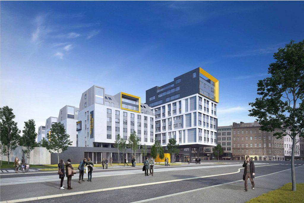 TSH Vienna_facade