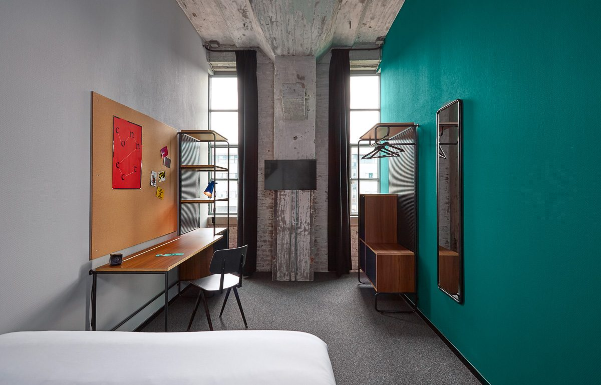 The Student Hotel Maastricht Student Rooms