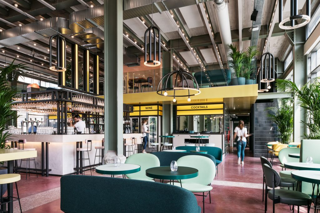 The Student Hotel Maastricht – Interior Design Photography by Sa