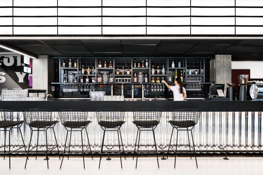 The Student Hotel Dresden – Interior Design Photography by Sal M