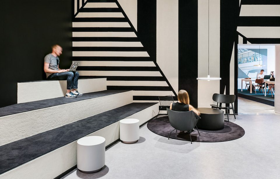 The Student Hotel Rotterdam – Interior Design Photography by Sal Marston