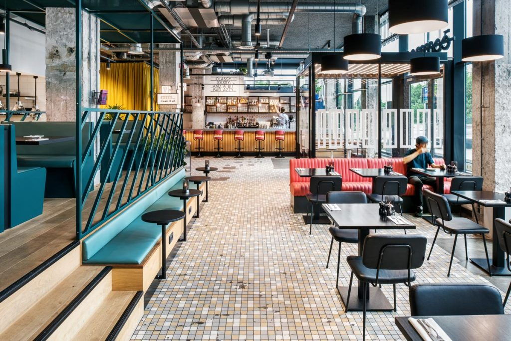 The Student Hotel Rotterdam – Interior Design Photography by Sal