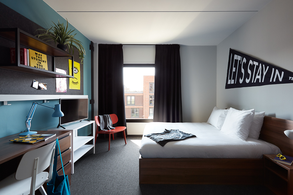 The Student Hotel Groningen Student Accommodation