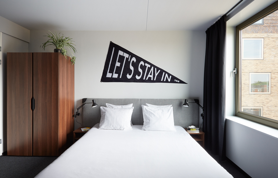 the student hotel groningen chambres d h tel. Black Bedroom Furniture Sets. Home Design Ideas